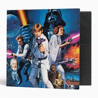 Star Wars Poster B Binder
