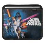 Star Wars Poster B Sleeves For iPads