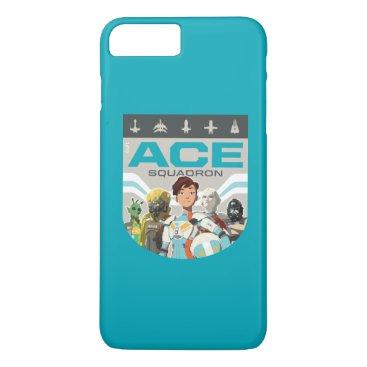 Star Wars Resistance   Ace Squadron iPhone 8 Plus/7 Plus Case