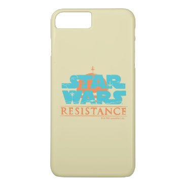 Star Wars Resistance   Ace Squadron Logo iPhone 8 Plus/7 Plus Case
