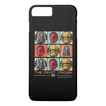 Star Wars Resistance   The First Order iPhone 8 Plus/7 Plus Case