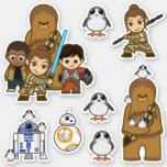 Star Wars | Sticker Fun Sequel