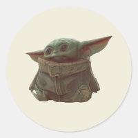 Star Wars | The Child Classic Round Sticker