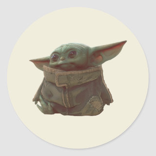 Star Wars | The Child Classic Round Sticker