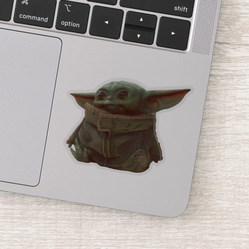 Star Wars  The Child Sticker