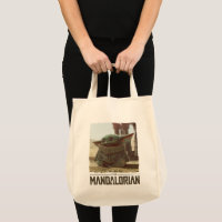 Star Wars | The Child Tote Bag