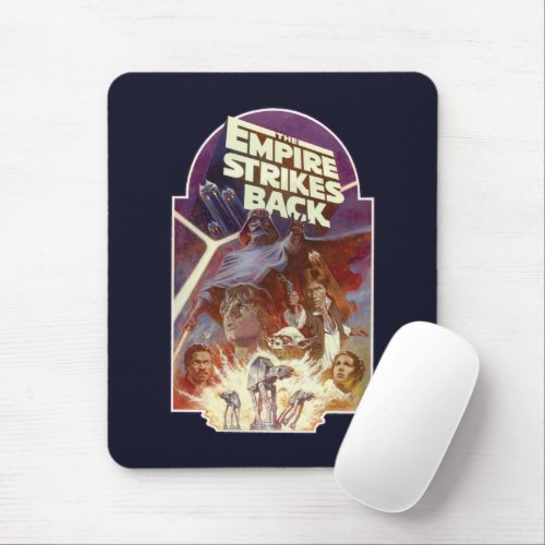 Star Wars: The Empire Strikes Back Group Shot Mouse Pad
