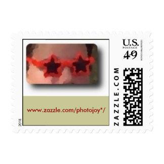 Star Website Postage Stamp
