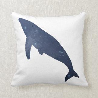 Star Whale Pillow