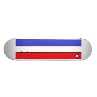 Star & White & Blue & Red - SK8 Deck