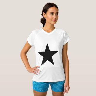 Star / Women's Champion Double-Dry V-Neck T-Shirt