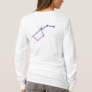 Star Womens Long Sleeve T-Shirt