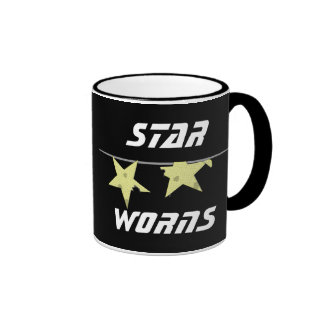 Star Worns Humor Ringer Coffee Mug
