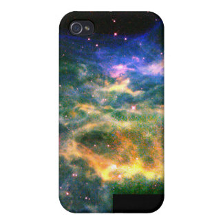 Star WR 136 Tears Apart a Shell of Gas Cover For iPhone 4