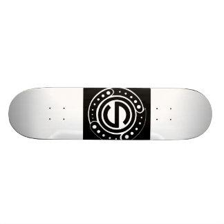 Starbase Logo Skate Board