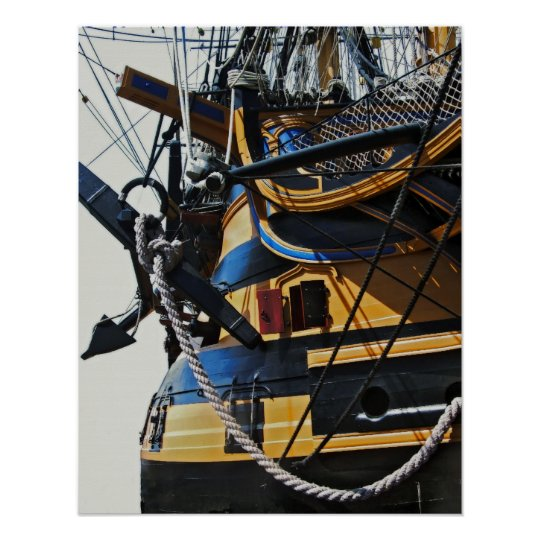 Starboard Bow:  Victory Poster