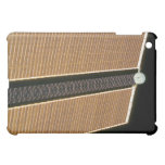 Starboard solar array wing panel case for the iPad mini