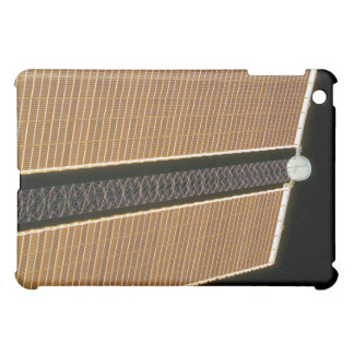 Starboard solar array wing panel iPad mini covers