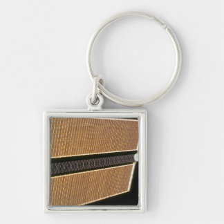 Starboard solar array wing panel keychain