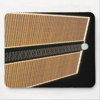 Starboard solar array wing panel mouse pad
