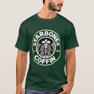 Starbones Coffin T-Shirt