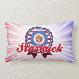Starbuck, manganeso almohadas