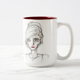 Starbuck Two-Tone Coffee Mug
