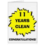 Starburst 11 años limpia tarjetas