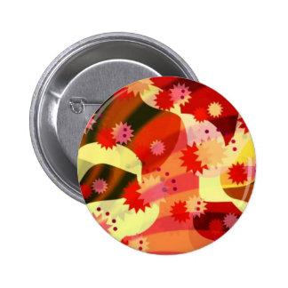Starburst abstracto pins