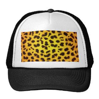 Starburst Animal Print Trucker Hat