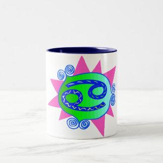 Starburst Cancer Coffee Mug