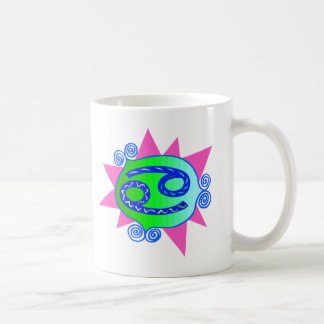 Starburst Cancer Coffee Mugs