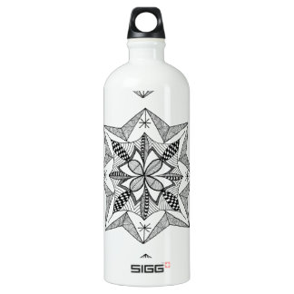Starburst Clover Water Bottle