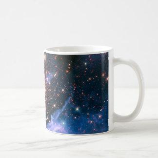 Starburst Cluster Shows Celestial Fireworks Coffee Mug