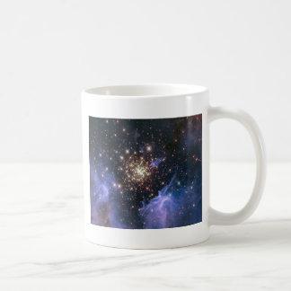Starburst Cluster Universe Coffee Mug