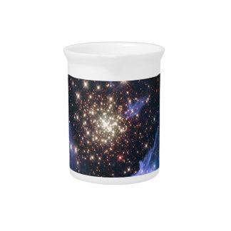 Starburst Cluster Universe Drink Pitchers