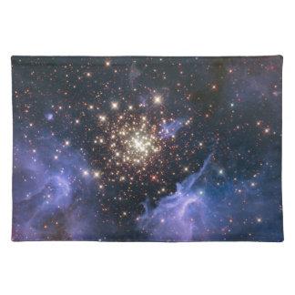 Starburst Cluster Universe Placemat