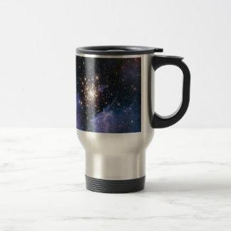 Starburst Cluster Universe Travel Mug