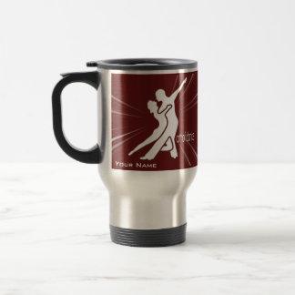 Starburst Dancers - Clear Travel Mug