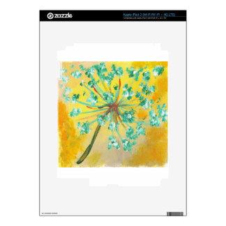 starburst decal for iPad 3