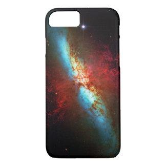 Starburst Galaxy aka The Cigar Galaxy iPhone 8/7 Case