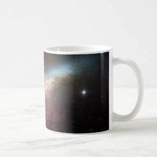 Starburst Galaxy Coffee Mug