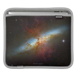 Starburst Galaxy M82 Sleeve For iPads