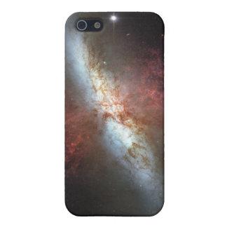 Starburst galaxy, Messier 82 iPhone SE/5/5s Case