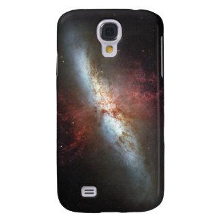 Starburst galaxy, Messier 82 Samsung Galaxy S4 Cover