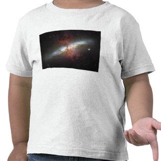 Starburst galaxy, Messier 82 Shirt