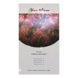 Starburst Galaxy NGC 1569 Business Cards