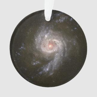 Starburst Galaxy NGC 3310 Blazes
