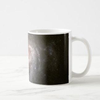 Starburst Galaxy NGC 3310 Coffee Mug