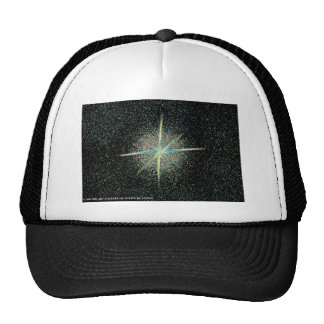 Starburst Mesh Hats